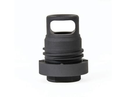 YHM Mini Phantom Q.D 1/2-28 Muzzle Brake, .223 Rem/5.56 - 3102-1MB-28A