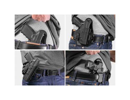 Alien Gear Holsters ShapeShift Right Hand Glock 43 X Inside or OWB Shape Shift Kit, Black - AGH SSHK-0939-RH-R-15-XXX SHAP