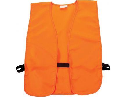 """Allen Blaze Polyester 38"""" - 48"""" (Adult) Hunters Safety Vest, Orange - 15752"""