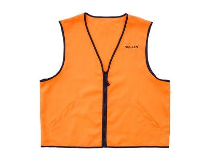 Allen Deluxe Hunting Vest XX-Large, Orange Polyester - 15769