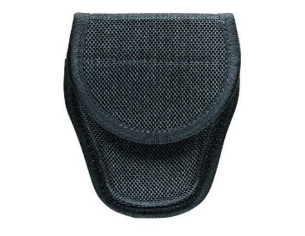 Bianchi 7300 AccuMold Covered Handcuff Case, Textured Black - 17390