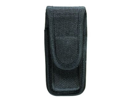 Bianchi 7303 AccuMold Single Magazine/Knife Pouch for Beretta 84/84F Pistols, Textured Black - 17429