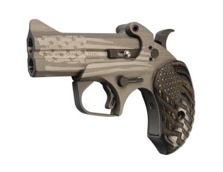 Bond Arms Old Glory .45 LC/410 Gauge Pistol, Blk - BAOG
