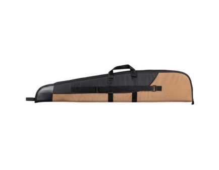 "Bulldog Cases Superior Water-Resistant Rifle Case, 48"", Black with Tan - BD230"