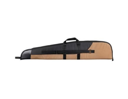 """Bulldog Cases Superior Water-Resistant Rifle Case, 44"""", Black with Tan - BD231"""