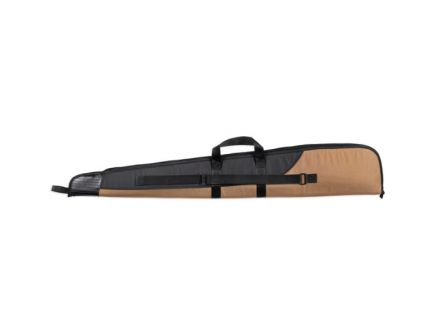"Bulldog Cases Superior Water-Resistant Shotgun Case, 52"", Black with Tan - BD235"