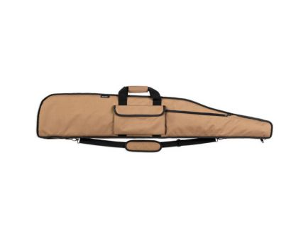 "Bulldog Cases Deluxe Long Range Rifle Case, 55"", Tan with Black - BD375"
