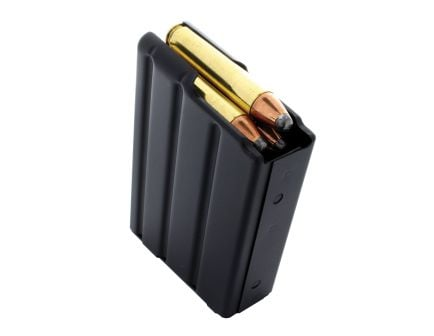 C Products Defense 5 Round .350 Legend Detachable Magazine, Black - 5X35041178CPD