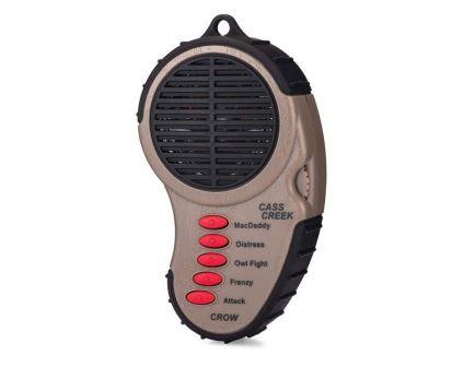 Cass Creek Ergo Electronic Crow Call, Camo - CC065