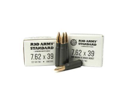 Century Arms 122 gr FMJBT 7.62x39mm Ammo, 20/box - AM3265