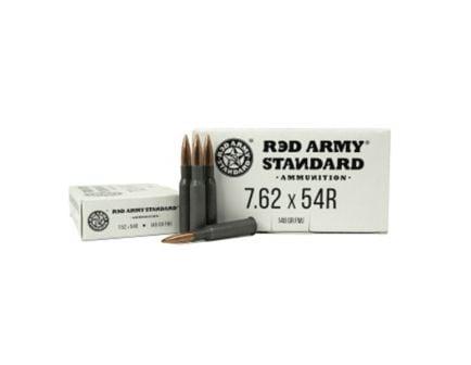 Century Arms 148 gr FMJ 7.62x54mmR Ammo, 20/box - AM3093