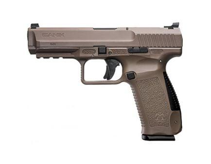 Canik TP9SF 9mm Pistol, FDE Cerakote - HG4865DN