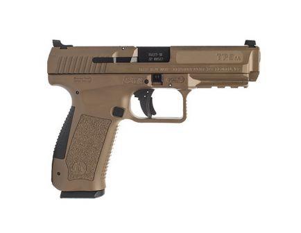 Canik TP9SA Mod.2 9mm Pistol, FDE Cerakote - HG4863DN