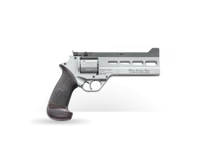 Chiappa Firearms Rhino Revolver Match Master .38 Spl Revolver, Gray PVD - 340.302