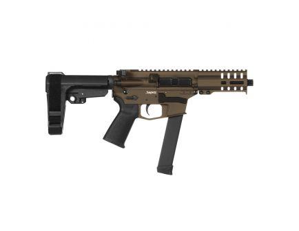 CMMG Banshee 300 MKGS 9mm AR Pistol, Cerakote Midnight Bronze - 99A172F-MB