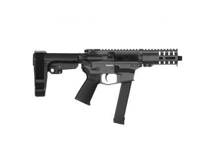 CMMG Banshee 300 MKGS 9mm AR Pistol, Sniper Gray Cerakote - 99A172F-SG