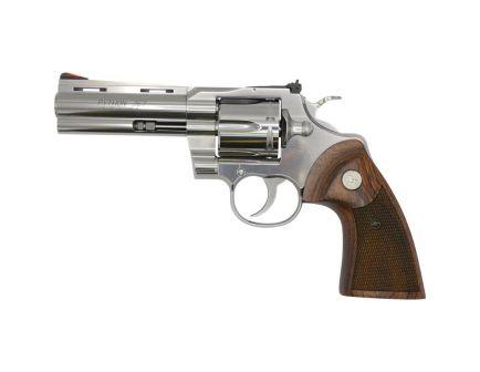 "Colt Colt Python (4.25"") .357 Mag Revolver, Stainless - PYTHON-SP4WTS"