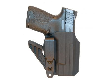 Comp-Tac Victory Gear eV2 Right Hand Sig Sauer P365 XL Appendix IWB Holster, Black - 10756-C756SS263RBKN