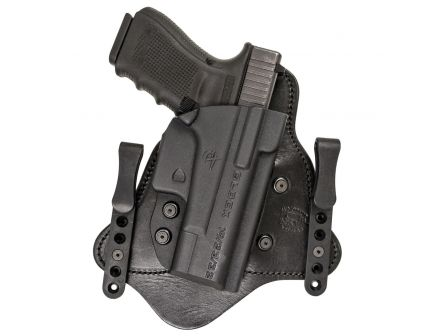 Comp-Tac Victory Gear MTAC Right Hand Sig Sauer P365 XL Premier IWB Hybrid Holster, Black - 10225-C225SS263RBSN
