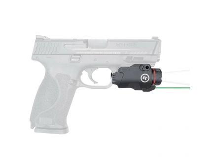 Crimson Trace Rail Master Pro Universal Green Laser Sight and Tactical Light, Black - CMR207G