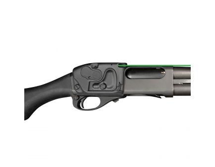 Crimson Trace LaserSaddle Green Laser Sight for Remington 870 Shotgun - LS870G