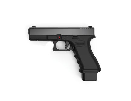 Cross Armory Cross Armory Extended Slide Lock for Full Frame Glocks Gen 1-4 Pistols, Black - CRGSLBK - CRGSLBK