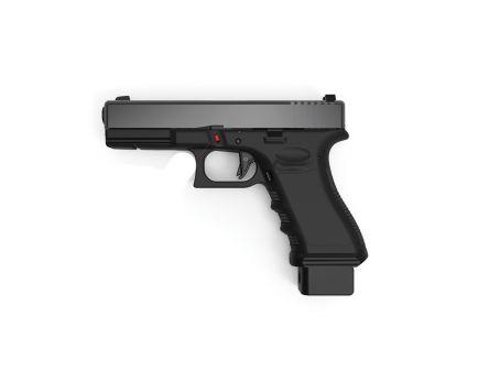 Cross Armory Cross Armory Extended Slide Lock for Full Frame Glocks Gen 1-4 Pistols, Silver - CRGSLSV - CRGSLSV