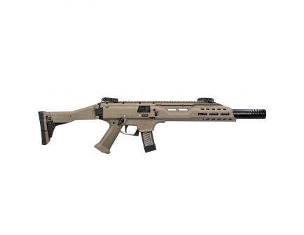 CZ-USA CZ Scorpion EVO 3 S1 9mm Semi-Automatic AR-15 Rifle, FDE - 08544