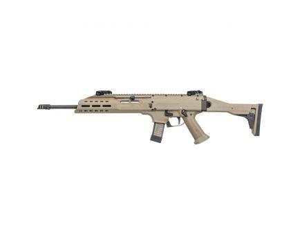CZ-USA CZ Scorpion EVO 3 S1 9mm Semi-Automatic AR-15 Rifle, FDE - 08542