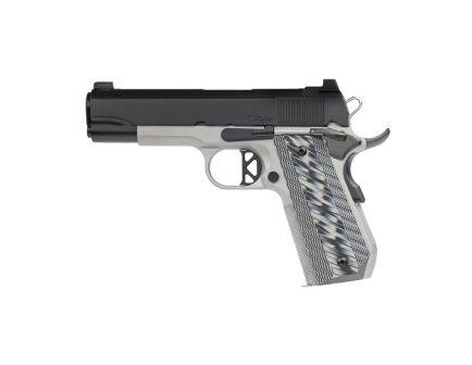 Dan Wesson V-Bob Two-Tone .45 ACP Pistol, Stainless - 01825