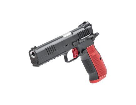 Dan Wesson DWX Light Rail .40 S&W Pistol, Blk - 92002