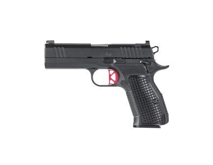 Dan Wesson DWX Compact 9mm Pistol, Blk - 92102