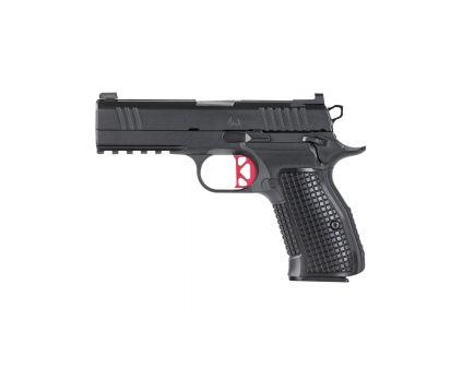 Dan Wesson DWX Compact Light Rail 9mm Pistol, Blk - 92101