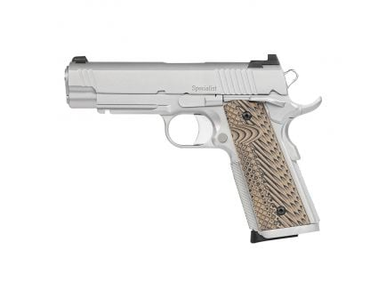 Dan Wesson Specialist Commander .45 ACP Pistol, Stainless - 01809