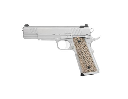 Dan Wesson Specialist .45 ACP Pistol, Stainless - 01802
