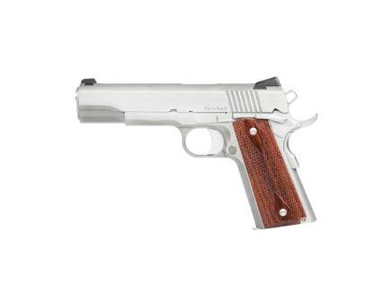 Dan Wesson Razorback 10mm Pistol, Stainless - 01889