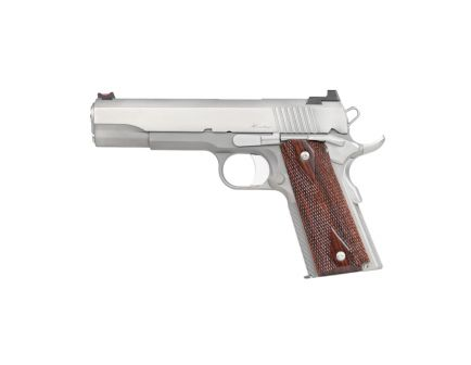 Dan Wesson Heritage .45 ACP Pistol, Stainless - 01858