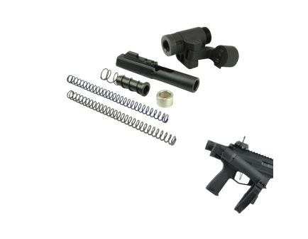Dead Foot Arms 9mm Modified Cycle System w/ Right Side Folding Stock Adaptor, Black Nitride - MCS-RFS9MM2-BN1