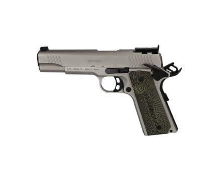EAA Corp Girsan MC1911 Match .45 ACP Pistol, Nickel - 390094