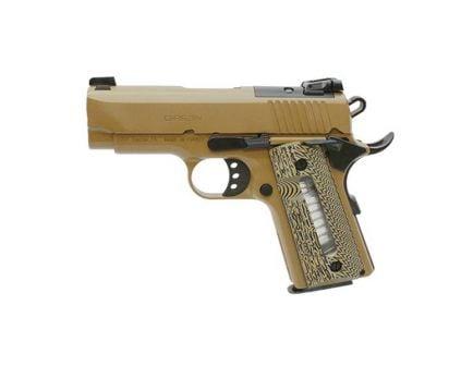 EAA Corp Girsan MC1911SC Ultimate .45 ACP Pistol, FDE - 390034