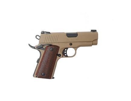 EAA Corp Girsan MC1911SC (Officer) .45 ACP Pistol, FDE - 390044
