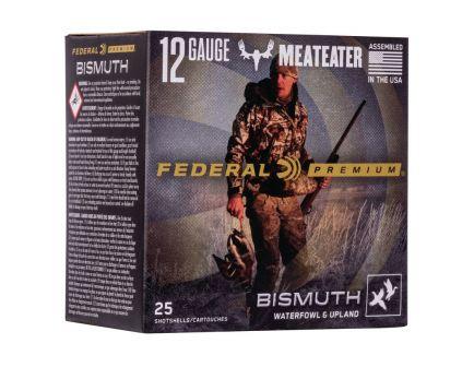 "Federal Bismuth 12ga 3"" #5 Shot Ammunition, 25rds - PBIX1375"