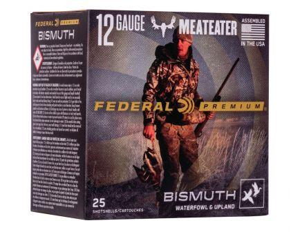 "Federal Bismuth 12ga 3"" #4 Ammunition, 25rds - PBIX1374"