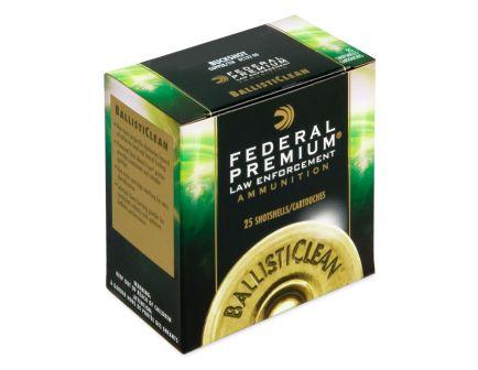 """Federal Premium BallistiClean 2 3/4"""" 325gr 12ga Frangible Rifled Slug, 25rds - BC127RS"""