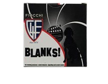"Fiocchi 2.75"" 12 Gauge Lead Blank Ammo, 10/pack - 12INERT"