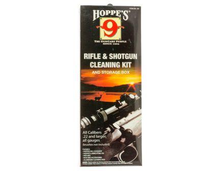 Hoppes Rifle/Shotgun Cleaning Kit Multi-Caliber Box - UO