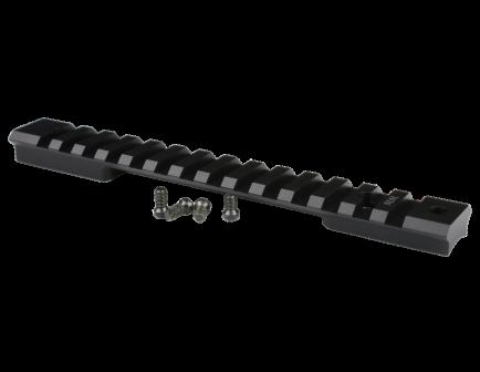 Warne Scope Mounts Bergara Premium Steel 1-Piece 20 MOA Picatinny Rail, Black - 797120MOA
