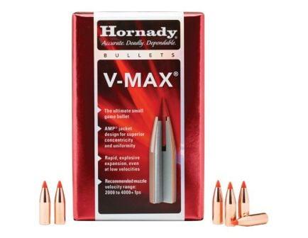 Hornady V-Max .17 20 gr Rifle Bullet, 100/box - 21710