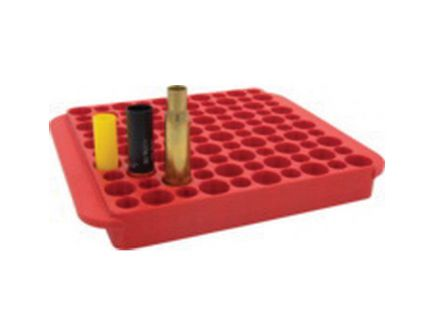 Hornady 50 Round Magnum Reloading Block, Red - 480042