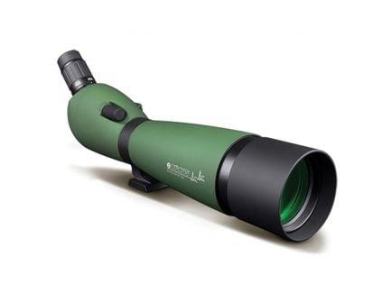 Konus USA Konuspot 20-60x80mm Angled Spotting Scope, Green - 7126